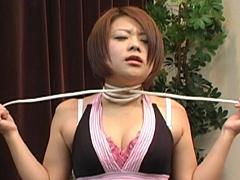 【エロ動画】Hang oneself 窒息4のエロ画像