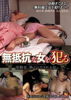 泥酔女、熱でうなされる女、 無抵抗な女を犯る
