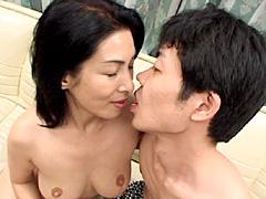 【エロ動画】四十し盛り淫れ妻の人妻・熟女エロ画像