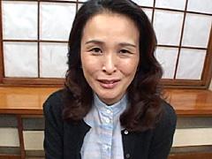 【エロ動画】五十ござ掻き淫欲夫人の人妻・熟女エロ画像