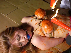 【エロ動画】巨乳隷嬢14 星川ヒカルのエロ画像