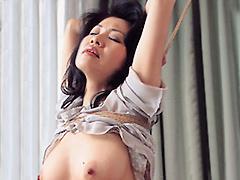 猥褻熟女 岡田裕美