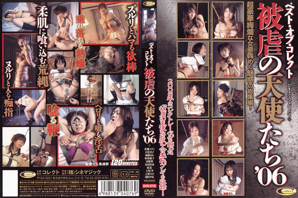ベスト・オブ・コレクト 被虐の天使たち '06のエロ画像