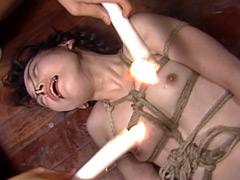 【エロ動画】エネマの刻印 近藤麻美のSM凌辱エロ画像