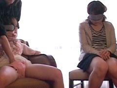 【エロ動画】素人捕獲調教 強制レズ悦虐のエロ画像