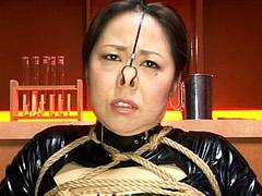 【エロ動画】匂いフェチの女 鼻虐のパフューマー 白河ゆりかのSM凌辱エロ画像