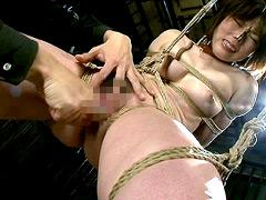 【エロ動画】奴隷サーガ7 男装の隷人のSM凌辱エロ画像