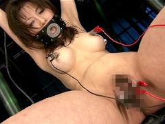 【エロ動画】女スパイ暴虐拷問室7 浅乃ハルミのSM凌辱エロ画像