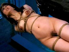 【エロ動画】搾隷交渉人M-6のSM凌辱エロ画像