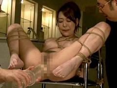 【エロ動画】浣腸ホテルゴモラ 家畜ソムリエとアナル女帝のSM凌辱エロ画像