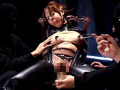 【エロ動画】美女限定 地獄の鼻祭り 〜美麗ノーズ淑女たちの惨劇〜のエロ画像