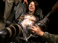 【エロ動画】最強アマゾネス麗奴伝説 勇敢に戦う女たちの惨劇のエロ画像