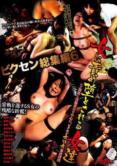 【華純動画】ビクセン総集編6-女に責め堕とされる女達-SM