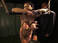 小野麻里亜:爆裂L-cup巨乳探偵 淫虐二輪車ヴァギナの肉刑