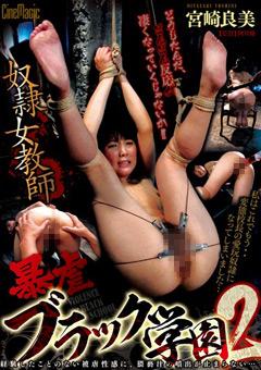 【宮崎良美動画】奴隷女教師-暴虐ブラック学園2-宮崎良美-SM