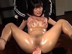 【エロ動画】婚約者の目の前で… 肛壊の羞虐 高沢沙耶 - 極上SM動画エロス