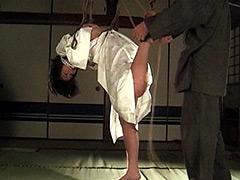 【エロ動画】平成素人責め縄裏性道 五人の調教師のエロ画像