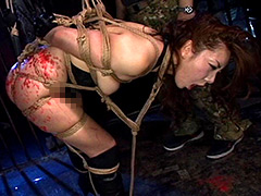 管野しずか:搾隷女捜査官捕獲拷問コレクション