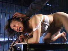 【エロ動画】咽び泣く妖艶熟女たちの鞭打ち調教ベスト2のエロ画像