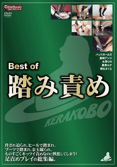 【星崎アンリ 踏み】Best-of-踏み責め-M男