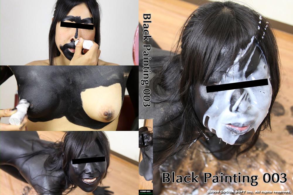Black Painting003