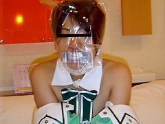 【エロ動画】呼吸制御01のSM凌辱エロ画像