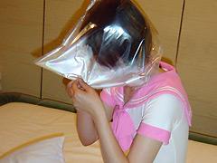 【エロ動画】呼吸制御02のSM凌辱エロ画像