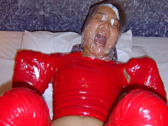 【SM動画】Mummification-ver.001