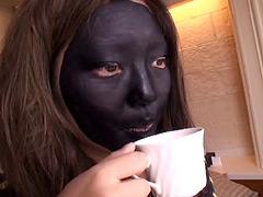 クンニ動画|女性の顔に、油性マジックで書いてしまいました!2