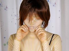 【エロ動画】Kigurumi Rubberのエロ画像