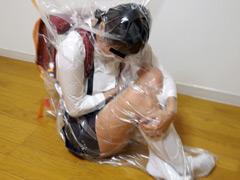 【エロ動画】JS圧縮袋のエロ画像