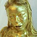 GOLD PAINT017