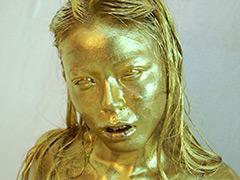 ウェット&メッシー:GOLD PAINT017
