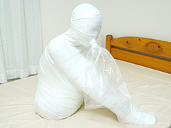 高沢沙耶:Mummification ver.014