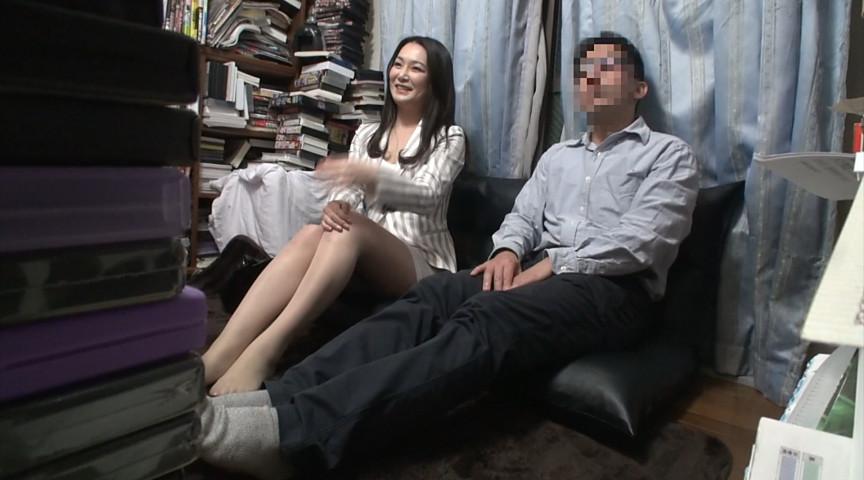 お堅い妻を眠らせて…他人棒で寝取られ眠剤交尾