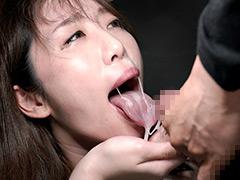 夫に内緒で他人棒SEX30歳すぎて初めての精飲 拡大版-【熟女】