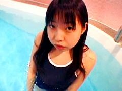 【エロ動画】ぴちっ娘スポーツ しずくのエロ画像