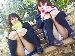 パンモロ!!~超エロ娘大股開脚3~