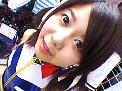 【エロ動画】コスプレ美少女を責めて弄んで本気でイカす!のエロ画像