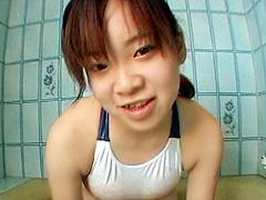 【エロ動画】ぴちっ娘スポーツ 美穂のエロ画像