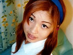 【美里動画】とびだせブルマー-第9弾-美里ちゃん-コスプレ
