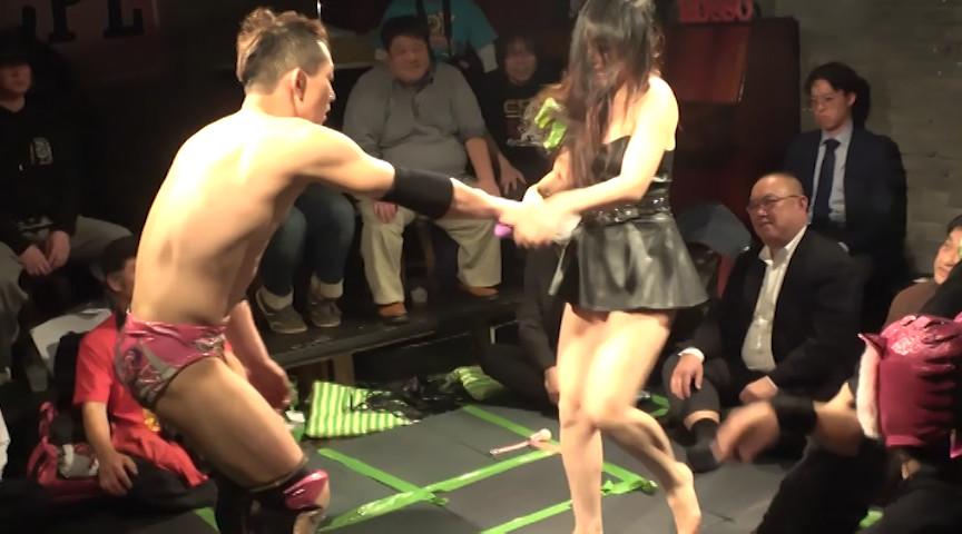 視姦距離マット祭り2019-ハプニングだらけの格闘技