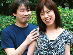 【エロ動画】僕の愛しい母さん〜禁断の家庭内相姦〜のエロ画像