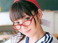 眼鏡×女子 れい