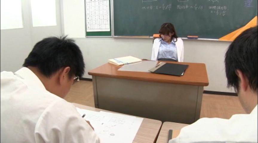 教卓プレイ専用女教師 飯岡かなこ
