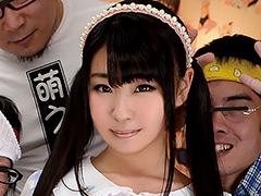 AV女優無修正・アダルト動画・サンプル動画:オタサーの巨乳姫2 さとう愛理