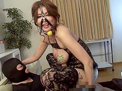 変態長身巨乳女自画撮り投稿SEXビデオ