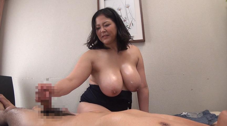 上司の巨乳妻