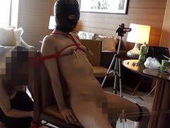 【エロ動画】ばいきんまんのような絶叫マゾヒスト… 奥様はマゾのエロ画像