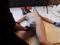女子大生マリア 吸盤拘束、真空機と打具と電動ガン 7